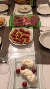 In Puglia, se non mangi, godi solo a metà!!!