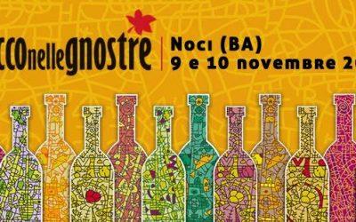 Per Bacco che eventi in Puglia il prossimo 9 e 10 ottobre 2019!