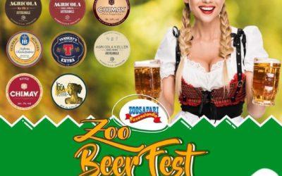 Festa della Birra allo Zoo Safari di Fasano con l'evento Zoo Beer Fest