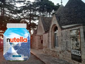 """Come riutilizzare il vasetto di Nutella """"Ti Amo Italia"""""""